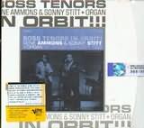 CD image GENE AMMONS - SONNY STITT / BOSS TENORS IN ORBIT