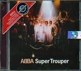 CD image ABBA / SUPER TROUPER