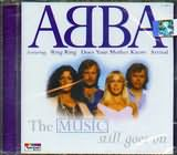 CD image ABBA / THE MUSIC STILL GOES ON