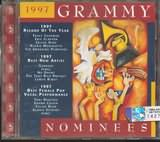 CD image 1997 GRAMMY NOMINEES - (VARIOUS)