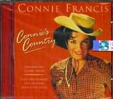 CD image for CONNIE FRANCIS / CONNIE S COUNTRY