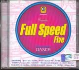 CD image for FULL SPEED FIVE - (VARIOUS)