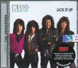 CD image KISS / LICK IT UP