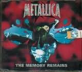CD image METALLICA / THE MEMORY REMAINS CD S