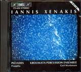 XENAKIS / <br>PLEIADES - PSAPPHA / <br>KROUMATA PERCUSSION ENSEMBLE
