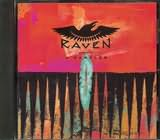 CD image RAVEN A SAMPLER