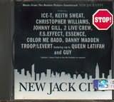 CD image NEW JACK CITY - (OST)