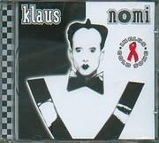 CD image KLAUS NOMI / INCLUS COLD SONG