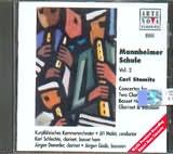 CD image STAMITZ / MANNHEIMER SCHULE