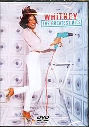DVD image WHITNEY HOUSTON - THE GREATEST HITS - (DVD VIDEO)