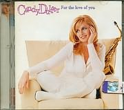 CD image CANDY DULFER / FOR THE LOVE OF YOU