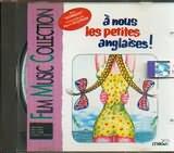 CD image A NOUS LES PETITES ANGLAISES - (OST)