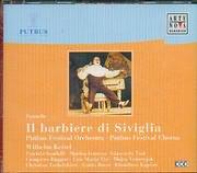 CD image PAISIELLO / IL BARBERE DI SIVIGLIA - PUTBUS FESTIVAL ORCHESTRA AND CHORUS - WILHELM KEITEL (2CD)