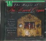 CD image THE MAGIC OF THE BARREL ORGAN / VARIOUS