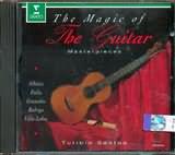 CD image VARIOUS / THE MAGIC OF THE GUITAR