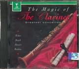 CD image CLARINET / CLASSIC MUSIC