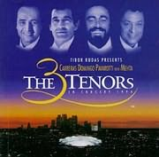 CD image THE 3 TENORS / IN CONCERT 1994