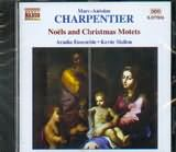 CD image CHARPENTIER / NOELS AND CHRISTMAS MOTETS VOL.2 / MALLON