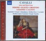 CD image CAVALLI / ARIAS AND DUETS FROM DIDONE - EGISTO - ORMINDO - GIASONE - CALISTO