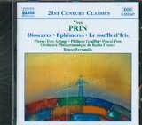 CD image YVES PRIN / DIOSEURES.EPHEMERES.LE SOUFFLE D IRIS