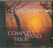 MENDELSSOHN / COMPLETE PIANO TRIOS - TRIO PARNASSUS