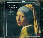 CD image VIERDANCK JOHANN / CAPRICCI CANCONI AND SONATAS PARNASSI MUSICI