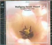 CD image MOZART / COMPLETE PIANO TRIOS [TRIO STRADIVARI] (2CD)