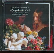 CPO / <br>CATALOGUE 2008 / <br>WITH FRIEDERICH ERNST FESCA / <br>SYMPHONIES 2 AND 3 - FRANK BEERMANN - NDR RADIOPHIL