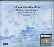 BACH J S / WEIHNACHSONATORIUM - WINDER - LEHMKUHL - KOBOW - FLAIG - RHEINISCHEKANTOREI - KLEINE KONCERT (2 SACD)