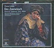 LEHAR FRANZ / DER ZAREWITSCH - ULF SCHIRMER - (2CD)
