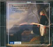 CD image RIES FERDINAND / CONCERT OUVERTURES - HOWARD GRIFFITHS