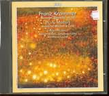 CD image for KROMMER / BASSOON QUARTETS - MOZART / SONATA FOR BASSOON AND CELLO / HUBNER
