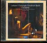 CD image BACH JOHANN CHRISTOPH FRIEDRICH / CASSANDRA / MAX