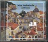 CD image SORKOCEVIC LUKA (1734 - 1789) / COMPLETE INSTRUMENTAL WORKS / BRUNNER