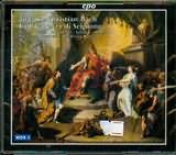 CD image BACH JOHANN CHRISTIAN / LA CLEMENZA DI SCIPIONE / MAX (2CD)