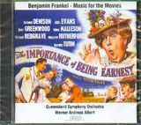CD image FRANKEL BENJAMIN / MUSIC FOR THE MOVIES / ALBERT