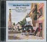 CD image HAYDN MICHAEL / DER TRAUM A PANTOMIME / BRUNNER