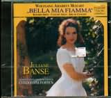 CD image MOZART / BELLA MIA FIAMMA - CONCERT ARIAS / BANSE - POPPEN
