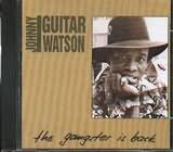 CD image JOHNNY GUITAR WATSON / THE GANGSTER VIS BACK
