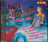 CD image HOT VIBRATION / THE DANCE HITS - (VARIOUS) (2 CD)