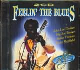 CD image FEELIN THE BLUES