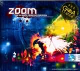 CD image ZOOM - PSYCHEDELIC TRANCE COMPILATION - (VARIOUS)