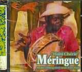 CD image HAITI CHERIE / MERINGUE BUCKLE RUBBING STREET MUSICFROM HAITI