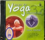 MUSIC FOR YOGA VOL.1 - RELAXING YOGA - KEVIN KENDLE