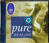 CD image STEPHEN RHODES / PURE HEALING (RELAXATION MUSIC)