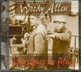 CD image WOODY ALLEN MUSIQUES DE FILMS - (OST)