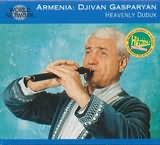 CD image DJIVAN GASPARYAN / ARMENIA / HEAVENLY DUDUK