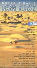 CD image DESERT BLUES 2 / REVES D OASIS - (2CD)