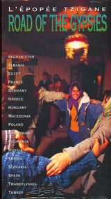 CD image ROAD OF THE GYPSIES