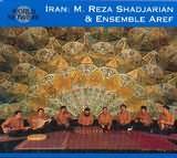 CD image IRAN / MREZA SHADJARIAN